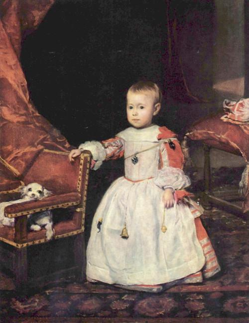 figlio di Filippo IV di Spagna
